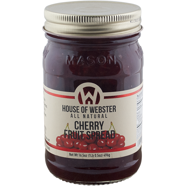 Cherry Fruit Spread - HouseofWebster