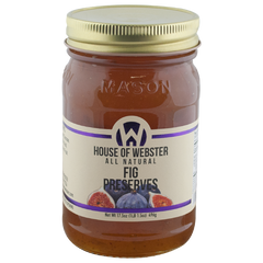 Fig Preserves - HouseofWebster