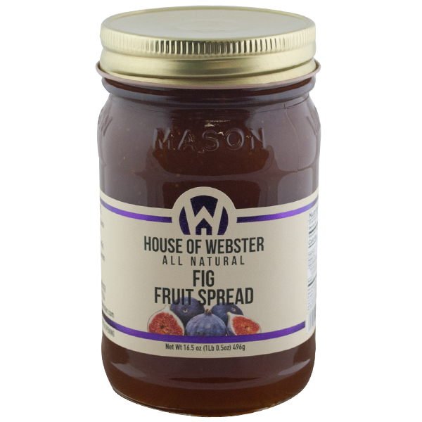 Fig Fruit Spread - HouseofWebster