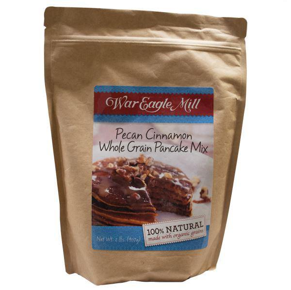 War Eagle Mill Pecan Cinnamon Pancake Mix