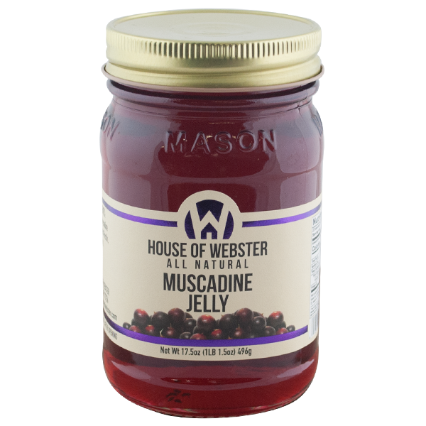 Muscadine Jelly - HouseofWebster