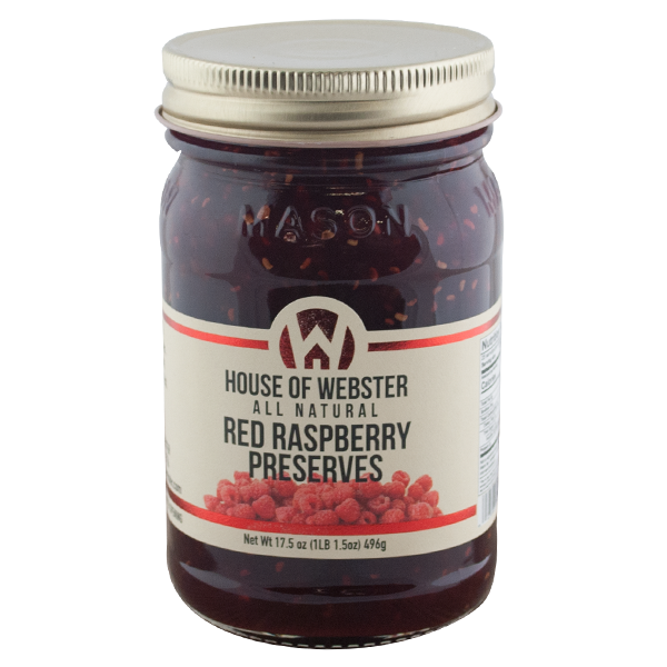 Red Raspberry Preserves