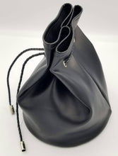 Load image into Gallery viewer, Patent Leather Dice Bag with Pockets
