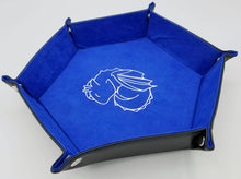 Load image into Gallery viewer, Hexagon Folding Dice Tray
