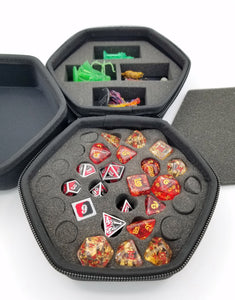 Talys Dice and Mini Case