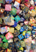 Load image into Gallery viewer, Mystery 7 Piece Dice Set