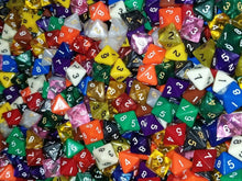 Load image into Gallery viewer, HDDice D8 Random Dice (Set of 100)
