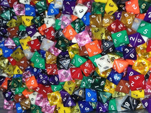 Load image into Gallery viewer, HDDice D8 Random Dice (Set of 50)