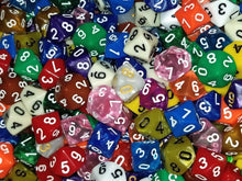 Load image into Gallery viewer, HDDice D10 Random Dice (Set of 50)