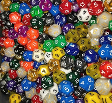 Load image into Gallery viewer, HDDice D12 Random Dice (Set of 5)