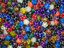 Load image into Gallery viewer, HDDice D20 Random Dice (Set of 5)