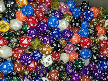 Load image into Gallery viewer, HDDice D20 Random Dice (Set of 100)