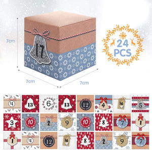 Dice Advent Calendar 2020 (Style 1: 3 Sets/21 Individual)