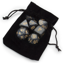 Load image into Gallery viewer, Stardust Dice Set