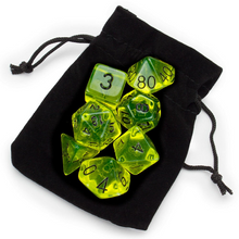 Load image into Gallery viewer, Boiled Bile Dice Set