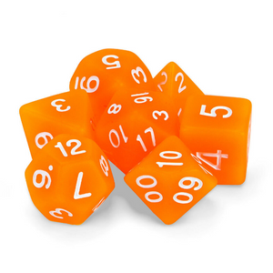 Forge Embers Dice Set