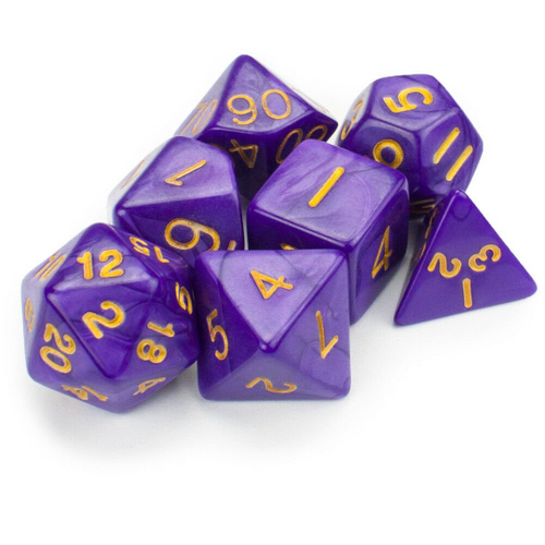 Lucid Dreams Dice Set