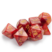 Load image into Gallery viewer, Dragon Scales Dice Set