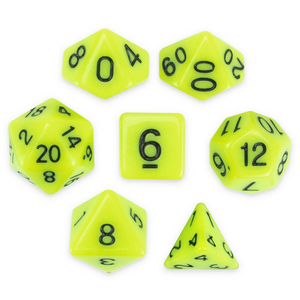 Sticky Ichor Dice Set