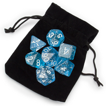 Load image into Gallery viewer, Diamond Dust Dice Set