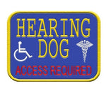 """Hearing Dog""   Patch."