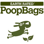 Earth Rated Dog Poo Bags-Lavender Scented Single Roll