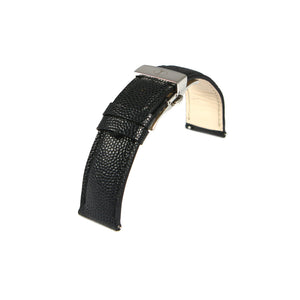 20 MM Leather Straps with Steel Case Buckle Standard (105 mm x 65 mm)