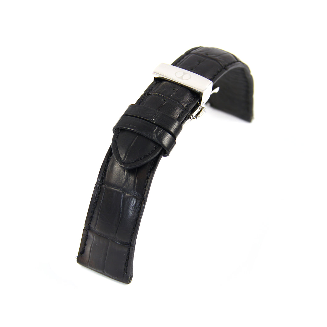 Sablier Quick Release French Leather Straps