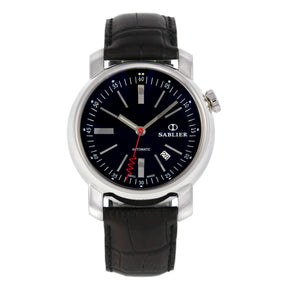 Sablier Watches Grand Cru II (44 mm) Noir for Men