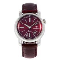 Load image into Gallery viewer, Sablier Watches Grand Cru II (44 mm) Burgundy for Men