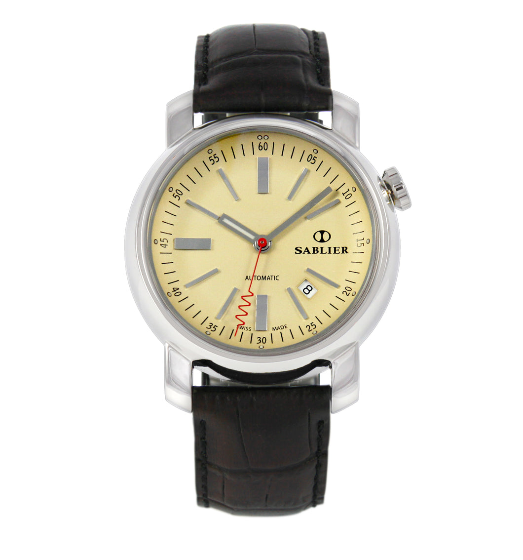 Sablier Watches Grand Cru II (44 mm) Champagne for Men