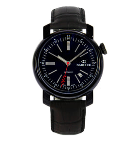 Sablier Watches Grand Cru II (44 mm) Noir DLC for Men