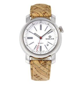 Sablier Watches Grand Cru II (44 mm) Blanc for Men