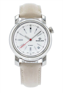 Sablier Watches Grand Cru II (39mm) Blanc Unisex