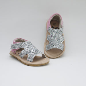 GLITTER SANDAL (SALE) Last Sizes 19