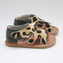 Load image into Gallery viewer, LEOPARD SANDAL