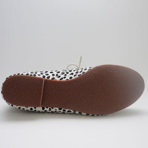 MUMMA OCELOT OXFORD (SALE RRP $140) LAST SIZES 36, 40, 42