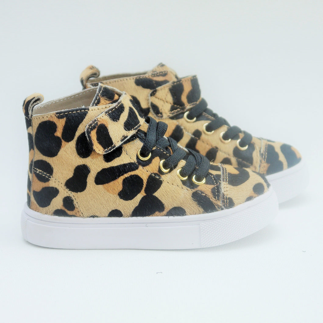 LEOPARD HIGHTOP