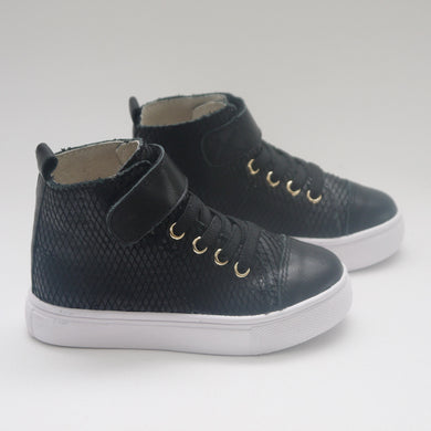 BLACK SNAKE HIGHTOP