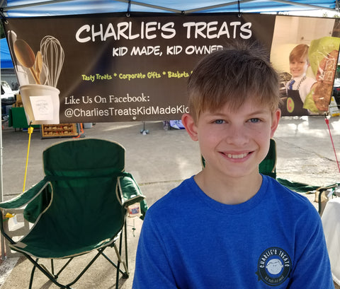 Charlies Treats at White Rock Good Local Farmers Market