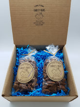Load image into Gallery viewer, Charlie's Treats Gift Box with Two 5 oz. bags