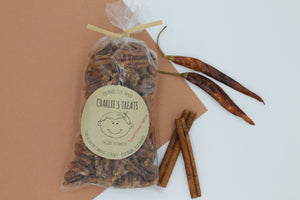 Traditional Spice Pecans