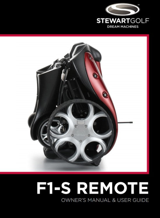 F1-S Remote User Guide