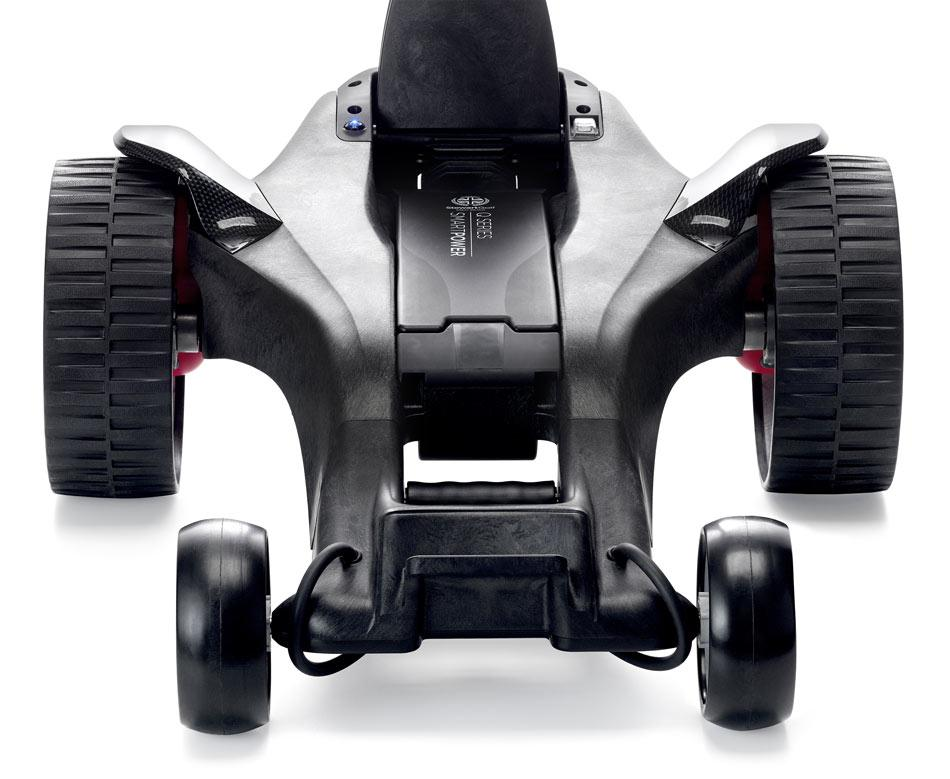 Q Series Chassis Front