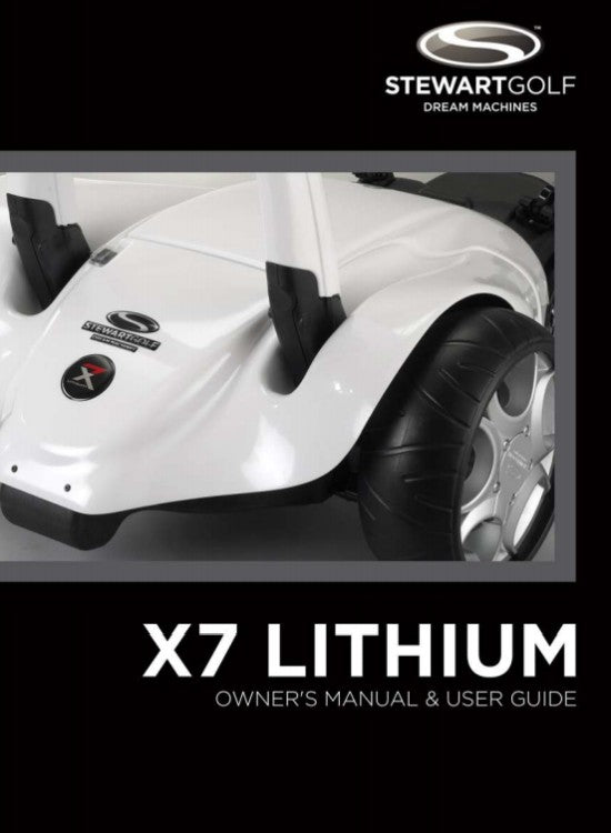 X7 Lithium User Guide