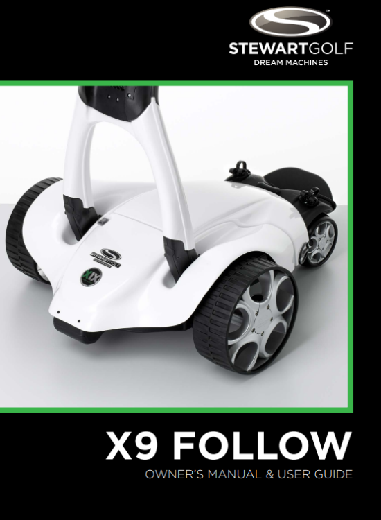 X9 Follow User Guide