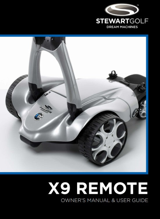 X9 Remote User Guide