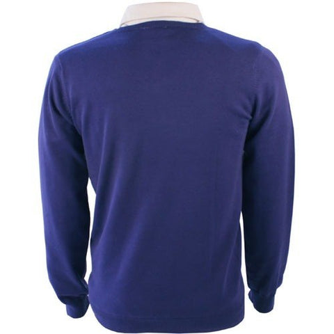Image of SG V-Neck - Indigo