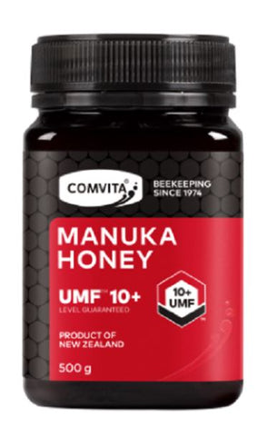Comvita Manuka Honey UMF 10+ 500g from NZ