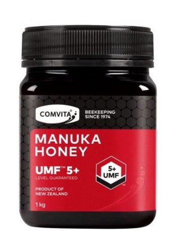 Comvita Manuka Honey UMF 5+ 1kg from NZ